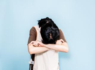 Caregiver stressed