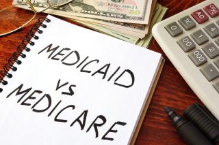Medicaid v. medicare