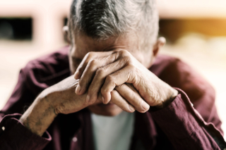 Senior depression