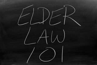 Black board elder law 101